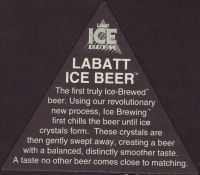 Beer coaster labatt-111-zadek-small
