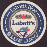 Beer coaster labatt-114-small