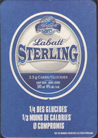 Beer coaster labatt-17