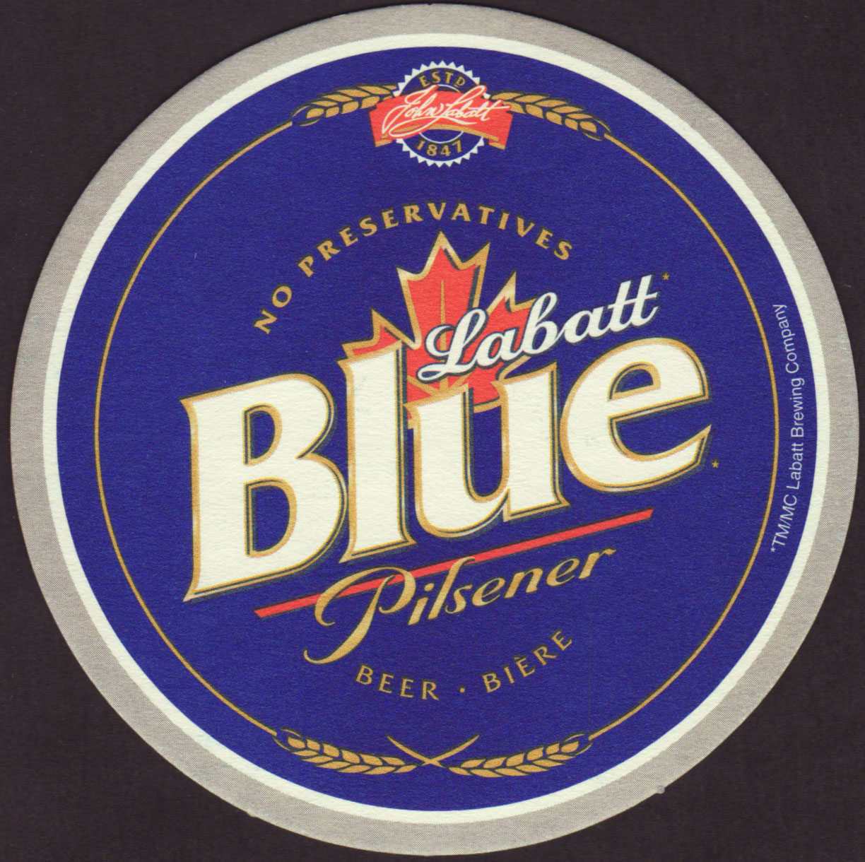john k labatt and the london brewery Labatt brewing company ltd is a canadian beer company founded by john kinder labatt in 1847 in london, ontario in 1995, it was purchased by brazilian-belgian brewer anheuser-busch inbev  labatt is the largest brewer in canada.
