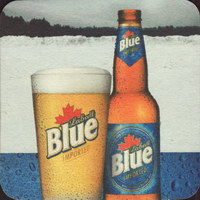 Beer coaster labatt-27