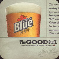 Beer coaster labatt-30