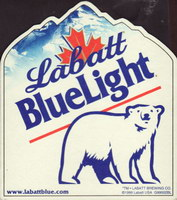 Beer coaster labatt-38-zadek-small