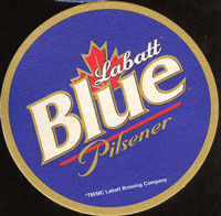 Beer coaster labatt-4