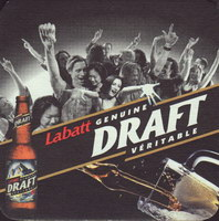 Beer coaster labatt-52-small