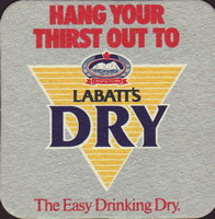 Beer coaster labatt-53