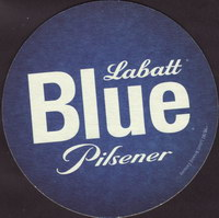 Beer coaster labatt-55