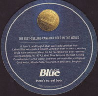 Beer coaster labatt-56-zadek-small