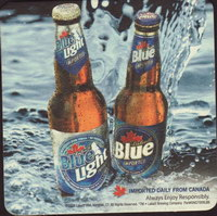 Beer coaster labatt-65-zadek-small