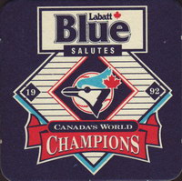 Beer coaster labatt-66-small