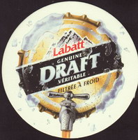 Beer coaster labatt-73