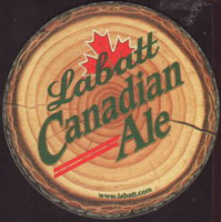 Beer coaster labatt-78-oboje-small