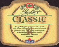 Beer coaster labatt-82-oboje-small