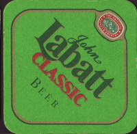 Beer coaster labatt-86-small