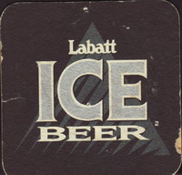 Beer coaster labatt-87