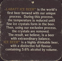 Beer coaster labatt-87-zadek-small