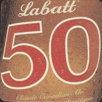 Beer coaster labatt-88-small