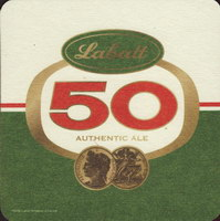Beer coaster labatt-89-oboje-small