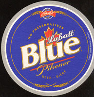 Beer coaster labatt-9