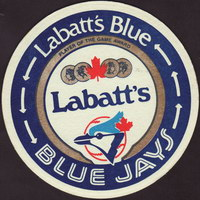 Beer coaster labatt-96-small