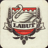 Beer coaster labut-5-small