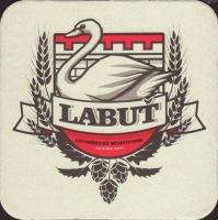 Beer coaster labut-6-small