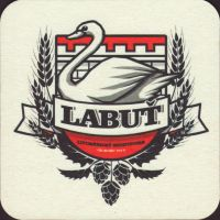 Beer coaster labut-7-small