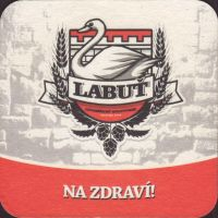 Beer coaster labut-8-small