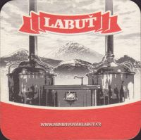 Beer coaster labut-8-zadek-small