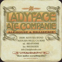Beer coaster ladyface-ale-1-zadek-small