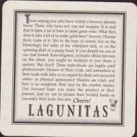 Beer coaster lagunitas-10-zadek-small
