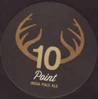 Beer coaster lake-of-bays-1-zadek-small