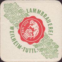 Pivní tácek lammbrauerei-weilheim-2