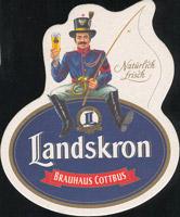 Pivní tácek landskron-cottbus-1