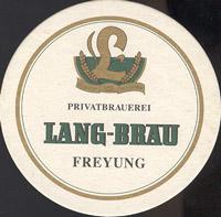Pivní tácek lang-brau-nepomuk-lang-1