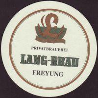 Pivní tácek lang-brau-nepomuk-lang-7-small