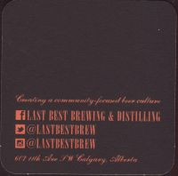 Beer coaster last-best-1-zadek
