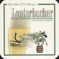 Pivní tácek lauterbacher-1-zadek-small