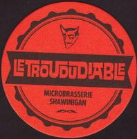 Pivní tácek le-trou-du-diable-2-small
