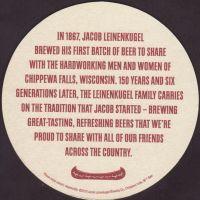 Pivní tácek leinenkugel-9-zadek