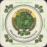 Pivní tácek leipziger-brauerei-an-der-thomaskirche-1