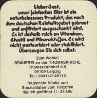 Pivní tácek leipziger-brauerei-an-der-thomaskirche-2-zadek-small