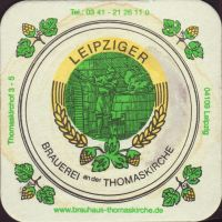 Pivní tácek leipziger-brauerei-an-der-thomaskirche-3-small