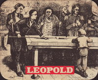 Beer coaster leopold-30-small