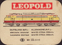 Beer coaster leopold-37-small