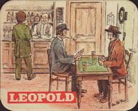 Pivní tácek leopold-45-small