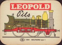 Beer coaster leopold-55-small