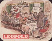 Pivní tácek leopold-63-small