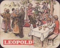 Pivní tácek leopold-64-small