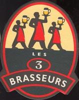 Pivní tácek les-3-brasseurs-1